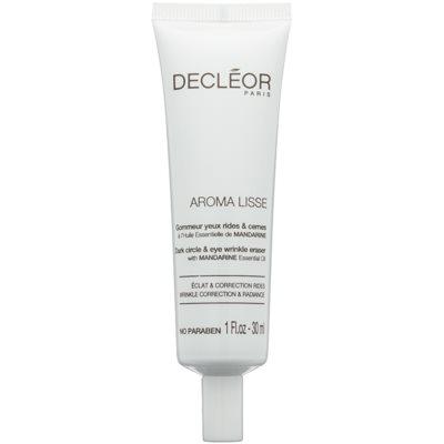 Decléor Aroma Lisse крем для шкіри навколо очей від  зморшок, набряків та темних кіл під очима