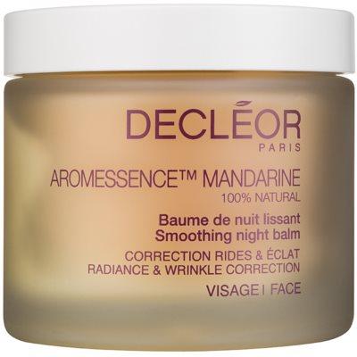 Decléor Aromessence Mandarine Smoothing Night Balm
