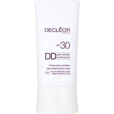 DD creme SPF 30