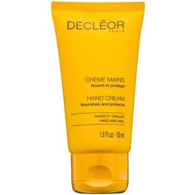 Decléor Hand & Nail Care крем для рук для живлення та зволоження