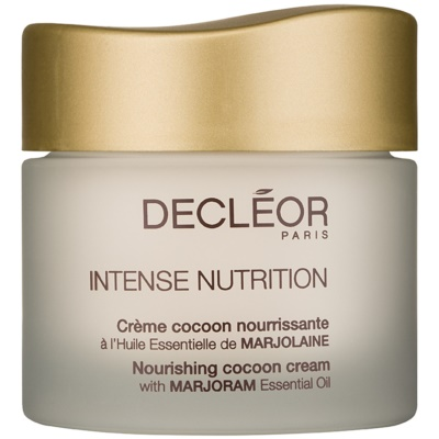 Nourishing Cocoon Cream with Marjoram Essential Oil