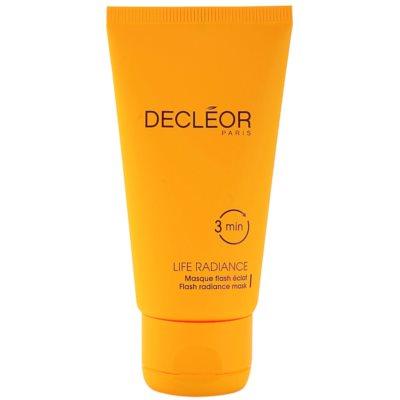 Decléor Life Radiance освітлююча маска для всіх типів шкіри