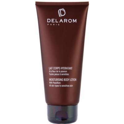 Delarom Body Care lait corporel hydratant au fruit de la passion