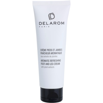 Aromatic Refreshing Foot and Leg Cream