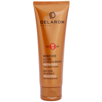 Body Lotion Tan Activator