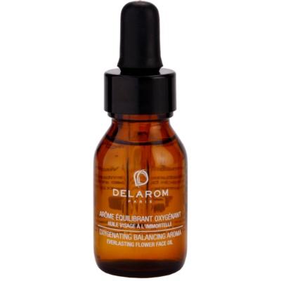 Hautöl mit Strohblumen-Aroma für mehr Sauerstoff