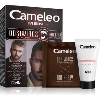 Delia Cosmetics Cameleo Men Hair Color for Men