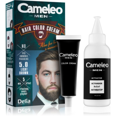 Delia Cosmetics Cameleo Men coloration cheveux