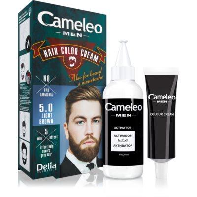 Delia Cosmetics Cameleo Men barva za lase