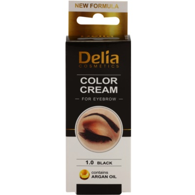 Delia Cosmetics Argan Oil teinture sourcils