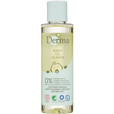 Derma Baby Bath Oil For Children From Birth