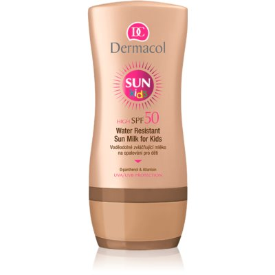 Dermacol Sun Kids Waterproof Sunscreen Lotion for Kids SPF 50