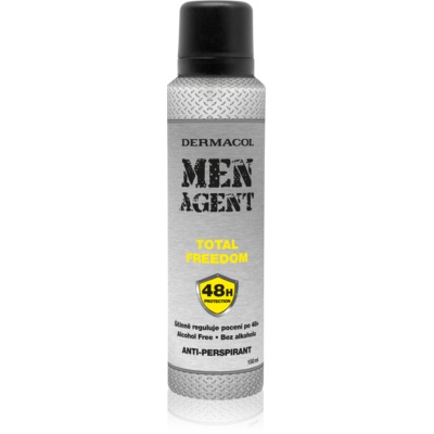Antiperspirant Spray