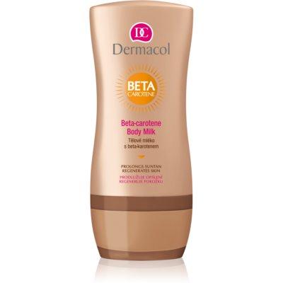 Dermacol After Sun latte corpo per prolungare la durata dell'abbronzatura