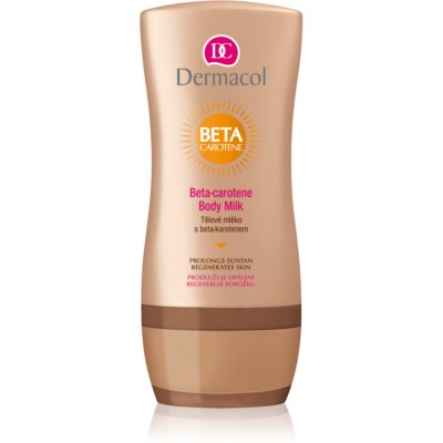 Dermacol After Sun Bodyl Lotion To Extend Tan Lenght