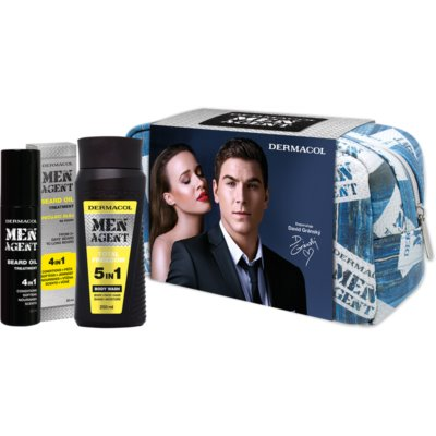 Dermacol Men Agent Cosmetic Set II.