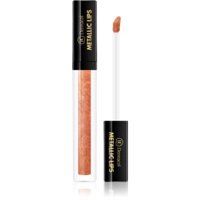 Dermacol Metallic Lips rouge à lèvres liquide métallisé