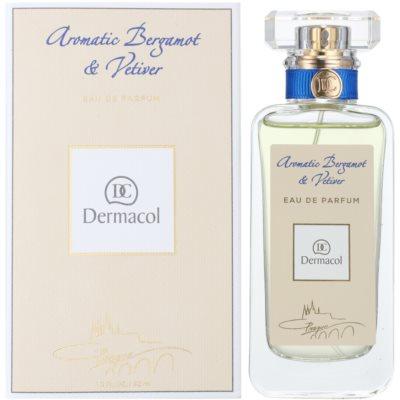 Dermacol Aromatic Bergamot & Vetiver eau de parfum per uomo