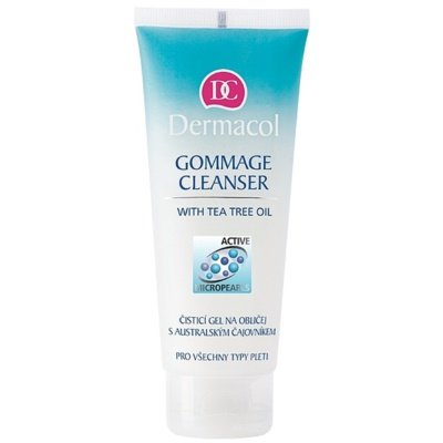 Cleansing Gel with Tea Tree Oil