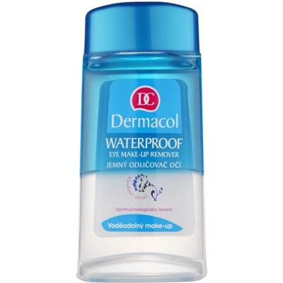 desmaquillante para  maquillaje resistente al agua