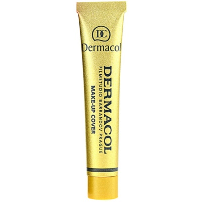 Dermacol Cover make-up s velikom pokrivenosti SPF 30