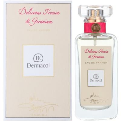 Dermacol Delicious Freesia & Geranium Parfumovaná voda pre ženy