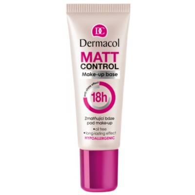 Dermacol Matt Control Matte Make - Up Base