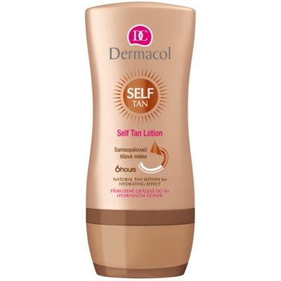Dermacol Self Tan автобронзант мляко за тяло