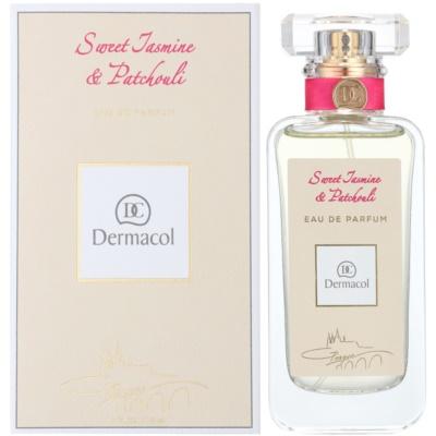 Dermacol Sweet Jasmine & Patchouli parfémovaná voda pro ženy