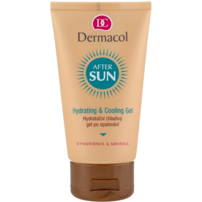 Dermacol After Sun chladivý gel po opalování