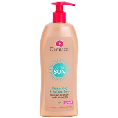 Herstellende en Hydraterende Balsem  After Sun