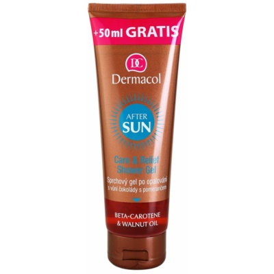 Dermacol After Sun gel doccia doposole con beta-carotene