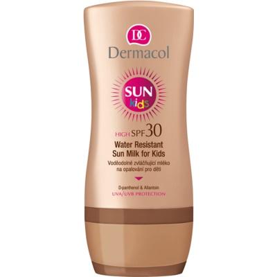 Dermacol Sun Water Resistant lait solaire waterproof pour enfant SPF30