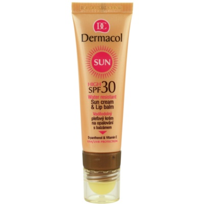 balsam de buze cu protectie solara rezistent la apa SPF 30