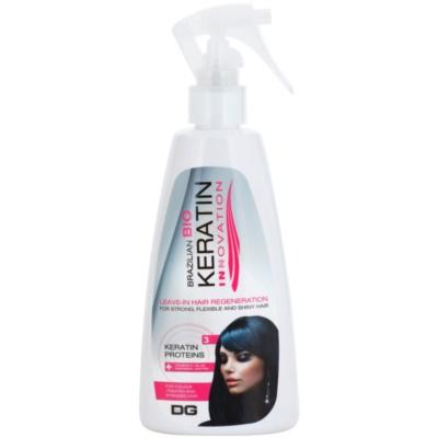 regenerační péče pro barvené a poškozené vlasy