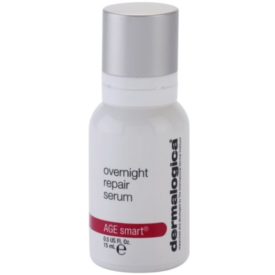 éjszakai megújító szérum az élénk és kisimított arcbőrért