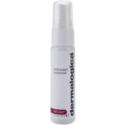 antioxidační hydratační mlha