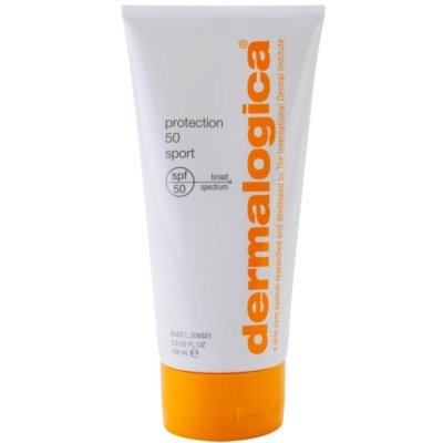Waterproof Sunblock for Sporty SPF 50