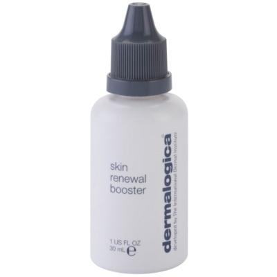 esfoliante fluido contra o envelhecimento da pele