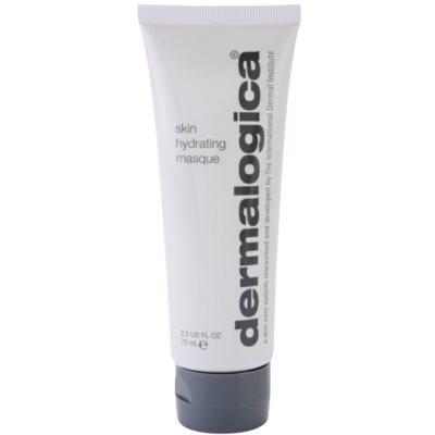 máscara hidratante para a pele seca