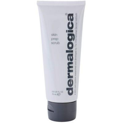 crema exfoliante limpiadora