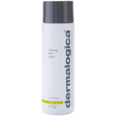 pěnivý čisticí gel s antibakteriálním účinkem