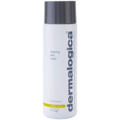 Foaming Cleansing Gel Antibacterial Effect
