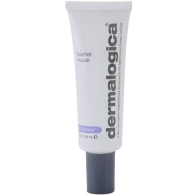 hedvábná hydratační péče pro citlivou pleť s poškozenοu kožní bariérou