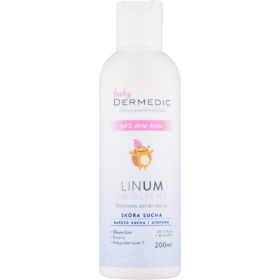 Dermedic Baby Creamy Shower Gel For Children From Birth