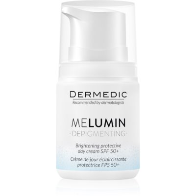 Dermedic Melumin  Lightening Cream for Dark Spots SPF 50+
