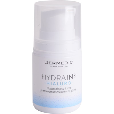 Hydrating Day Cream with Anti-Wrinkle Effect