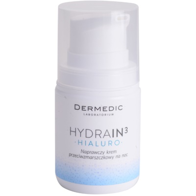 Hydrating Night Cream Anti Wrinkle