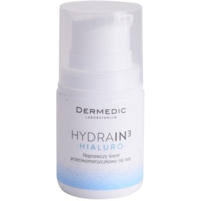 crema hidratanta de noapte antirid