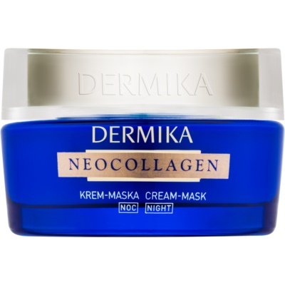 Overnight Creamy Facial Mask for Skin Regeneration and Wrinkle Reduction